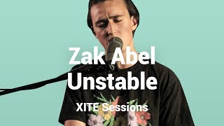 Zak Abel - Unstable | Live @ XITE Sessions