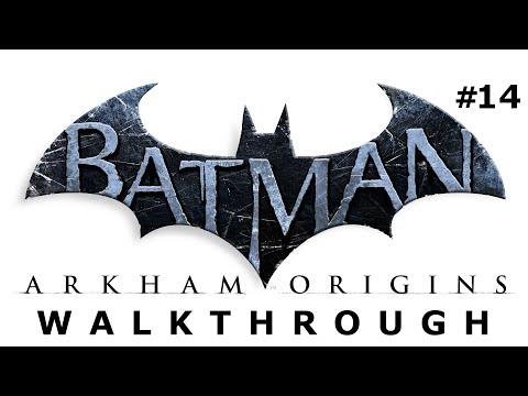 Batman: Arkham Origins Walkthrough Part 14 - Bane Battle (First Encounter)!