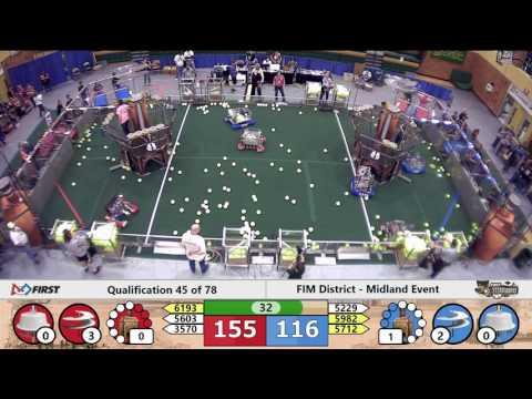 QM45 - 2017 Midland District Competition