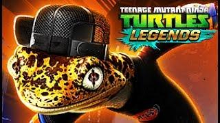 Черепашки ниндзя Легенды СОСТАВЫ ОТ ПОДПИСЧИКОВ качаем МОНДО ГЕККО игра на андроид TMNT Legends