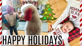 LET THE FESTIVITIES BEGIN | CHRISTMAS EVE...EVE! | XoJuliana
