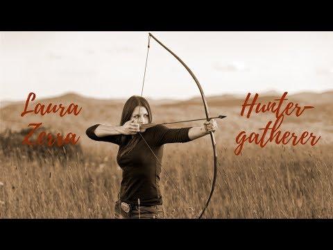 Laura Zerra, Adventurer - Modern-day Hunter-gatherer