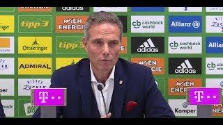 Rapid Wien: Krammer tritt zurück