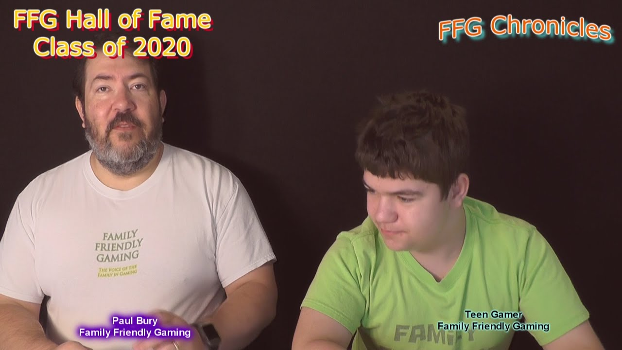 FFG Chronicles Hall of Fame 2020