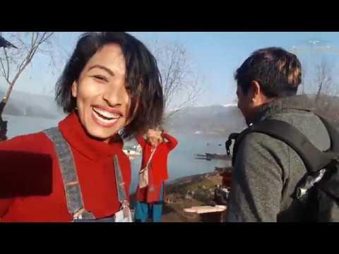 Pokhara Nepal - Travel Vlog
