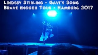 Lindsey Stirling (Brave enough tour) Hamburg 2017 - Gavis Song