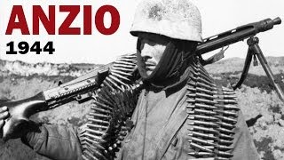 WW2 in Italy - Battle of Anzio | 1944 | Italian Campaign: Operation Shingle | WWII Documentary Film