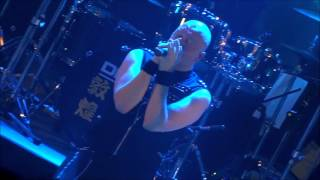 Unisonic「No One Ever Sees Me」LIVE In Taipei September 13,2012 (Michael Kiske)