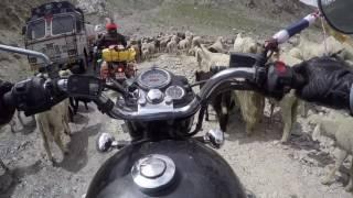 Manali - Leh - Pangong Bike Trip , June 2016