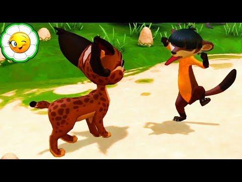 Лео и Тиг #2   Харзы воришки должны вернуть все птичьи яйца!  Мультик игра