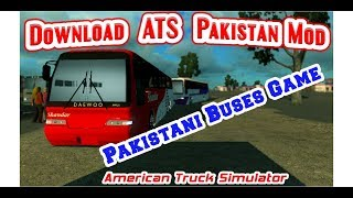 Ats Pakistan Bus Mod Download