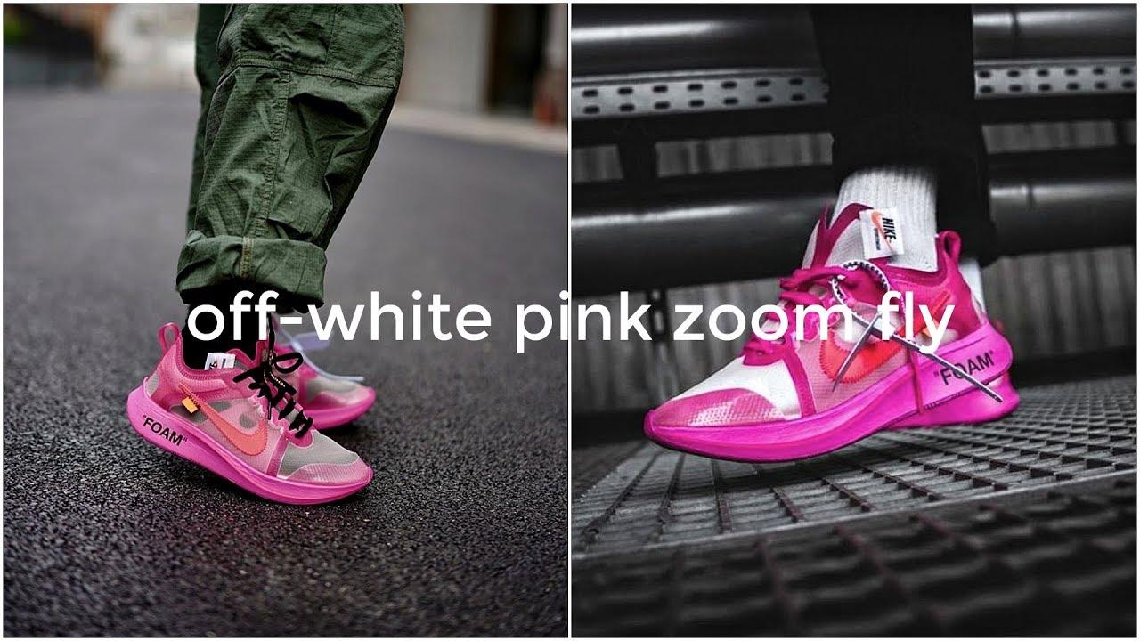 f82c8a81ff73 HOW TO STYLE PINK OFF-WHITE ZOOM FLY