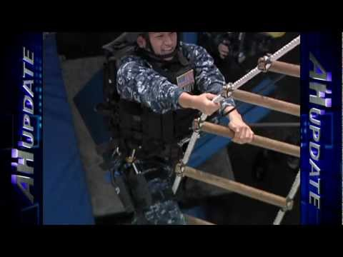 Sailors Train for Navy's Visit, Board, Search, and Seizure Teams