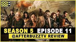 Natalie Jongjaroenlarp guests on Z Nation Season 5 Episode 11 Review & After Show