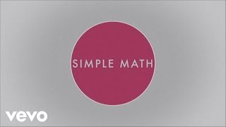Manchester Orchestra - Simple Math (Lyric Video)