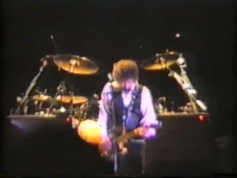 Bob Dylan Patras, Greece  Patras Festival, Ethniko Stadio 26 June 1989