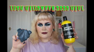 My Lush Halloween 2020 Haul! | Time to get Spooky