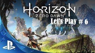 Horizon Zero Dawn LET'S PLAY 6