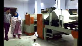 Corrugated Board & Box Making Machines