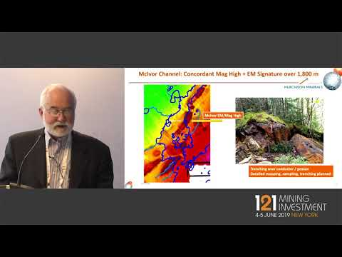 Presentation: Murchison Minerals - 121 Mining Investment New York 2019 Spring