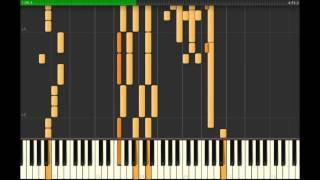 【耳コピ】欅坂46/世界には愛しかない【ピアノ音アレンジ】