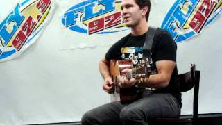 FLY92.3 Welcomes.... ANDY GRAMMER - Love Love Love and Ladies