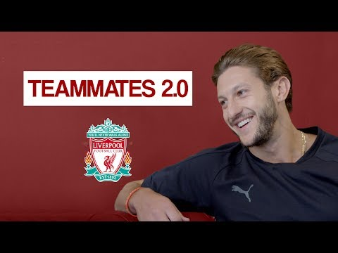 Who is the WORST dressed Liverpool player?! | Adam Lallana Teammates 2.0 Mp3