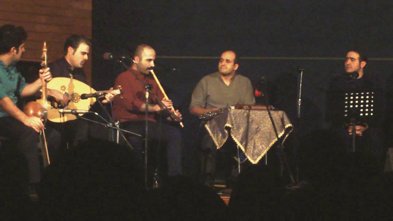 Classic Persian Music In The Iranian Artist Forum Teheran