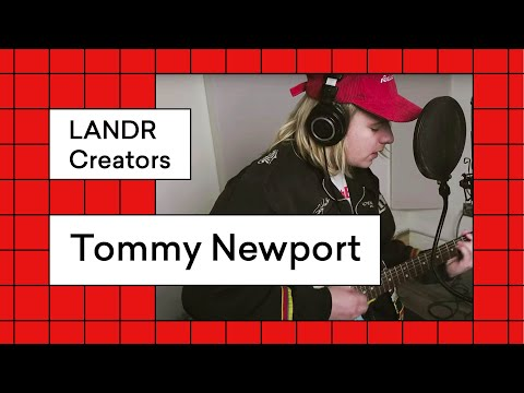 Tight Pants - Tommy Newport Went from Not Know Anything About Music to 1 Million Streams