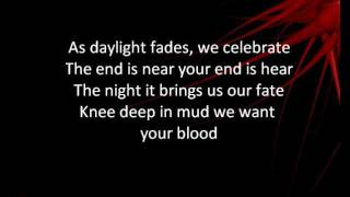 The Blackout - Children Of The Night (with Lyrics)