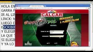 Video COMO DESCARGAR GARRA FUTBOL PARA PC Y XO ES ESPAÑOL download MP3, 3GP, MP4, WEBM, AVI, FLV Desember 2017