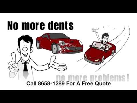 Car Scratches Repair – Paintless Dent Removal Melbourne