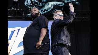 Run The Jewels - Legend Has It / Call Ticketron  (Live at Lollapalooza 2017 - Chicago)