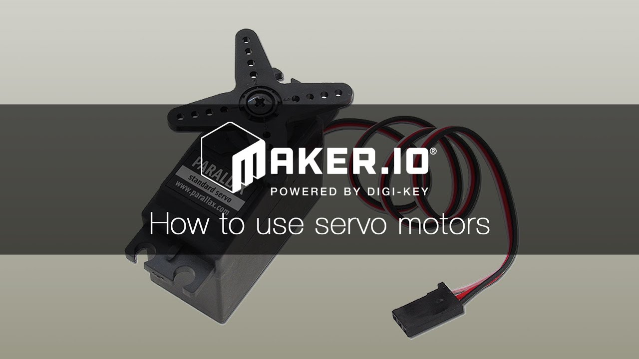 How to Use Servo Motors with the Arduino UNO