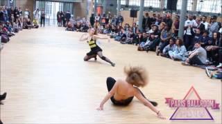 Tatiana Zorra (win) vs Joana @ baby vogue battle вог баттл