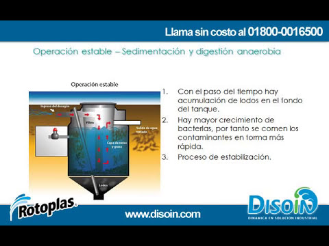 Biodigestor rotoplas gu a youtube for Plasticos para estanques de agua