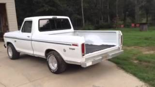 F100 Cammed 460