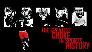 Greatest Choke In Sports History | 2018-19 Tampa Bay Lightning Swept
