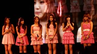 131025 Vizit Korea Apink Talk 5