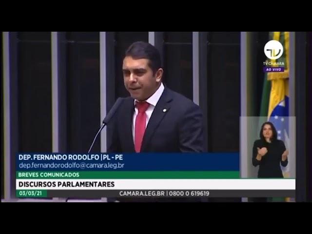 Fernando Rodolfo fala sobre o Decreto de Paulo Câmara