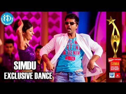 STR Simbu Exclusive Dance Performance @ SIIMA 2014, Malaysia