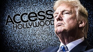 Trump Is Now Trying To Say That The Access Hollywood Tape Was A Fake