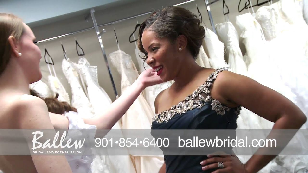 Ballew bridal prom 30 spot youtube ballew bridal prom 30 spot junglespirit Image collections