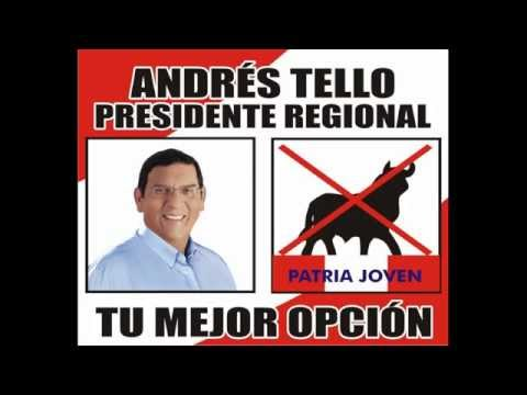 Andrés Tello en Radio Latidos Huaral