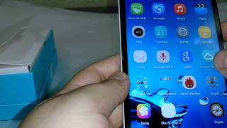 unboxing honor 4x espaol mexico