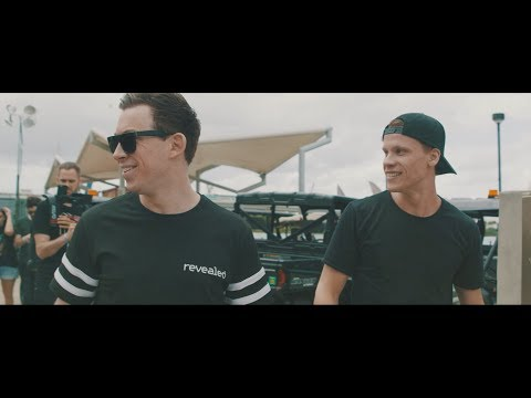 Hardwell & Maddix - Smash This Beat [Story Video]