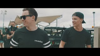 Смотреть клип Hardwell & Maddix - Smash This Beat