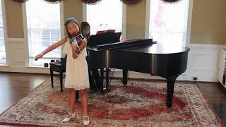 Claire Cho - HHSO Youth Concerto Competition thumbnail