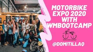 WMBootcamp al Motorbike expo Verona 2020