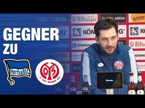 Das nächste Auswärtsspiel dann, liebe Mainzer ;) - Hertha BSC - Berlin - 2018 #hahohe